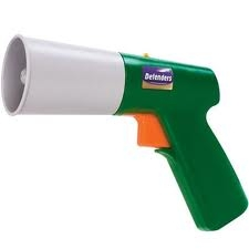 Sonic Cat Repellent Pistol Scare Away Nuisance Or Stray Cats