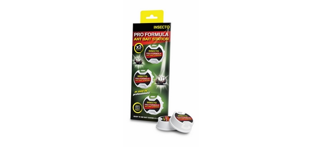 Maxforce LN Ant Poison Bait Station x 3