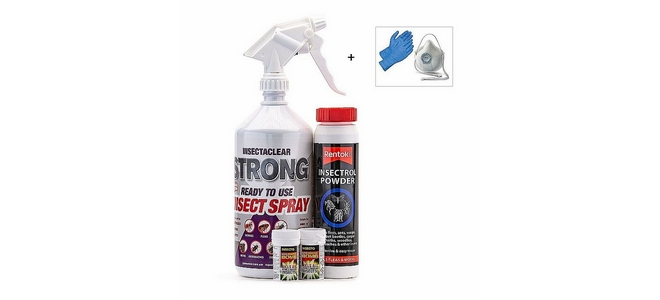 Bed Bug Killing and Control Kit 1