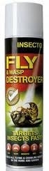 Insecto Fly and Flying Insect Killing Spray - 300ml