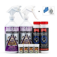 Clothes Moths Killing and Control Kit 2