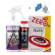 Cockroach Killing and Control Kit 1