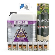 Clothes Moths Killing and Control Kit 3