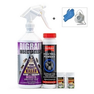 Clothes Moths Killing and Control Kit 1