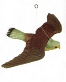 Flying Falcon Decoy Bird Deterrent