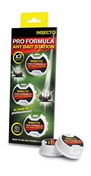 Insecto Ant Poison Bait Station x 3