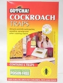 Cockroach Killer Glue Traps x 6